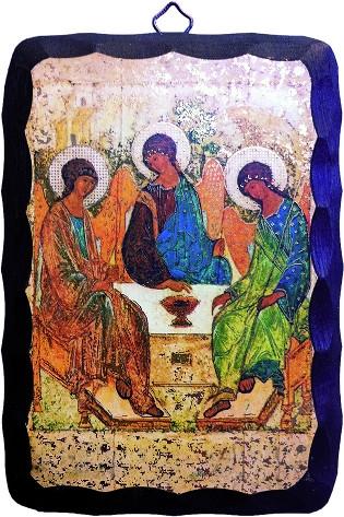 FINE SERIE 8 pezzi - Tavola massello Trinità