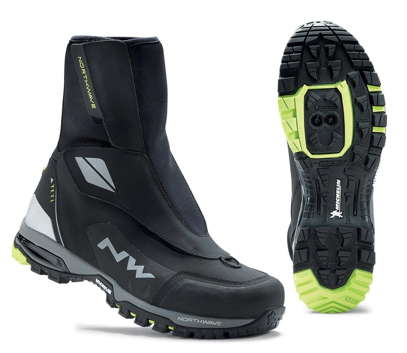 Best price Northwave Man MTB all mountain shoes YETI