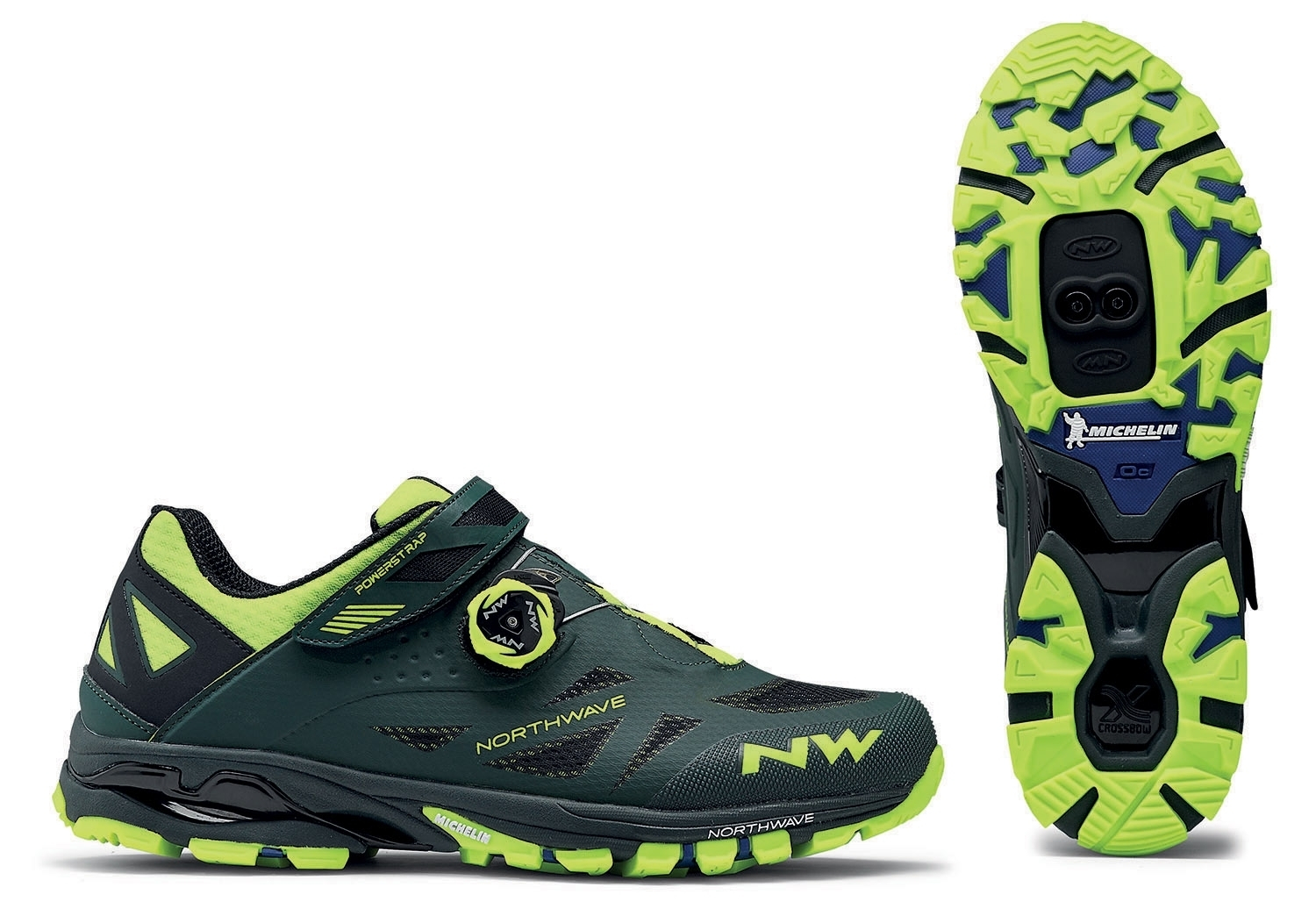 Best price Northwave Man MTB all mountain shoes SPIDER PLUS