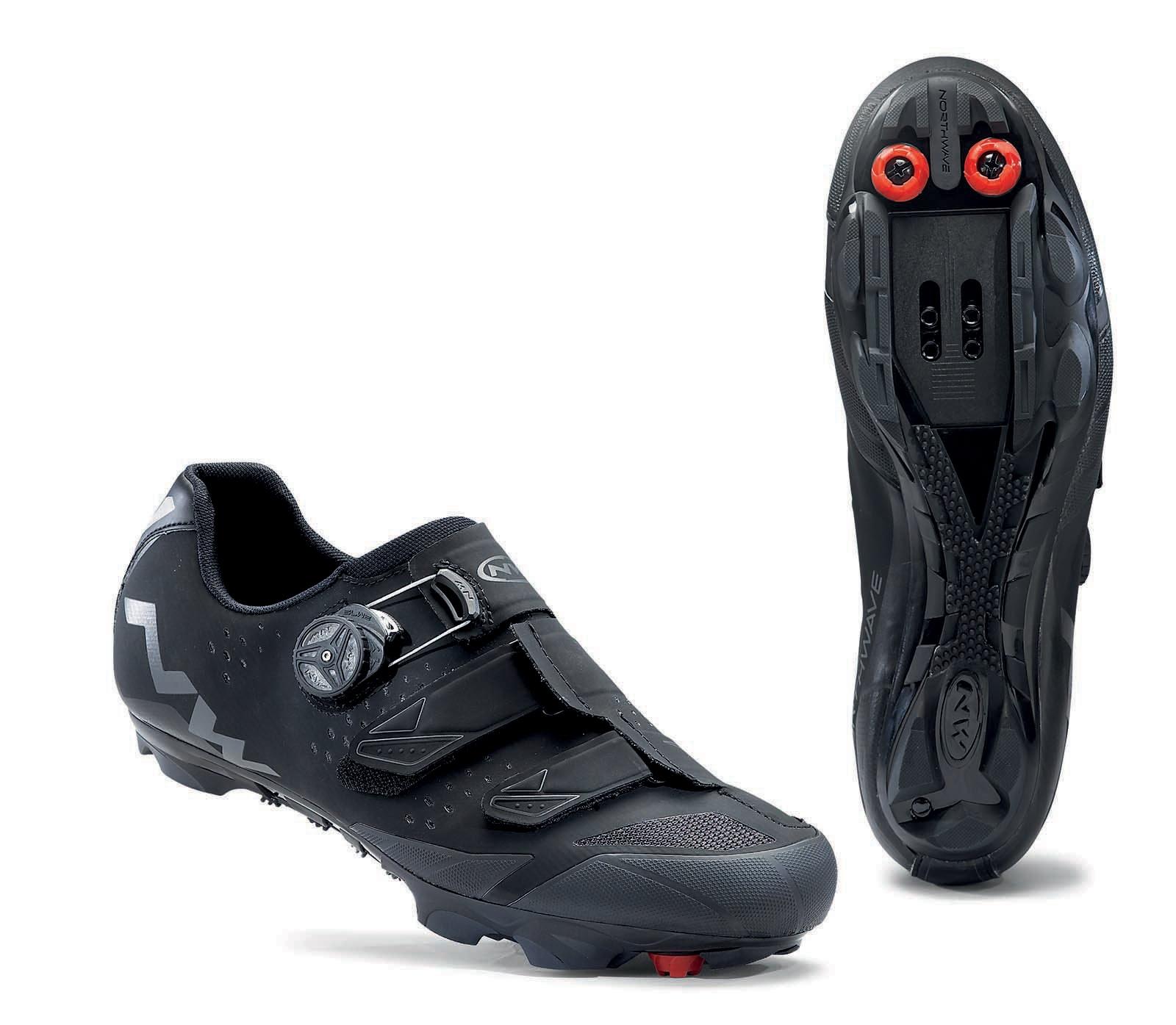 NORTHWAVE Man MTB XC shoes SCREAM PLUS black
