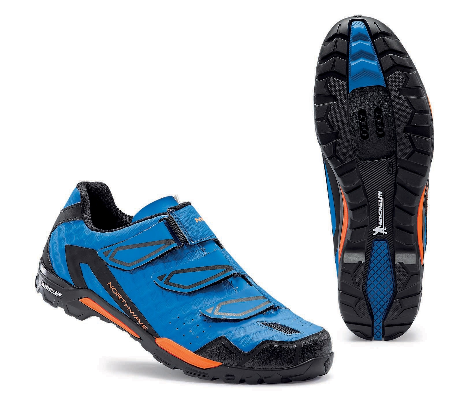 NORTHWAVE Man MTB trail shoes OUTCROSS blue