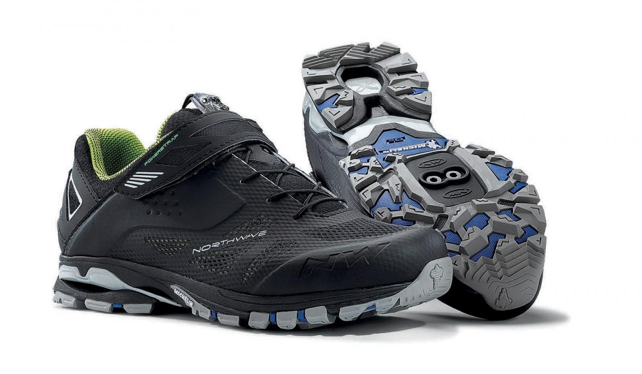 NORTHWAVE Man MTB all mountain shoes SPIDER 2 black