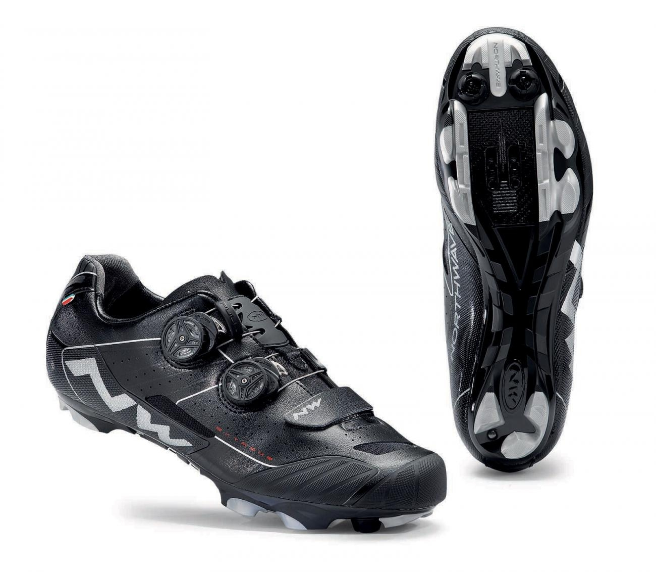 NORTHWAVE Man MTB XC shoes EXTREME XCM black