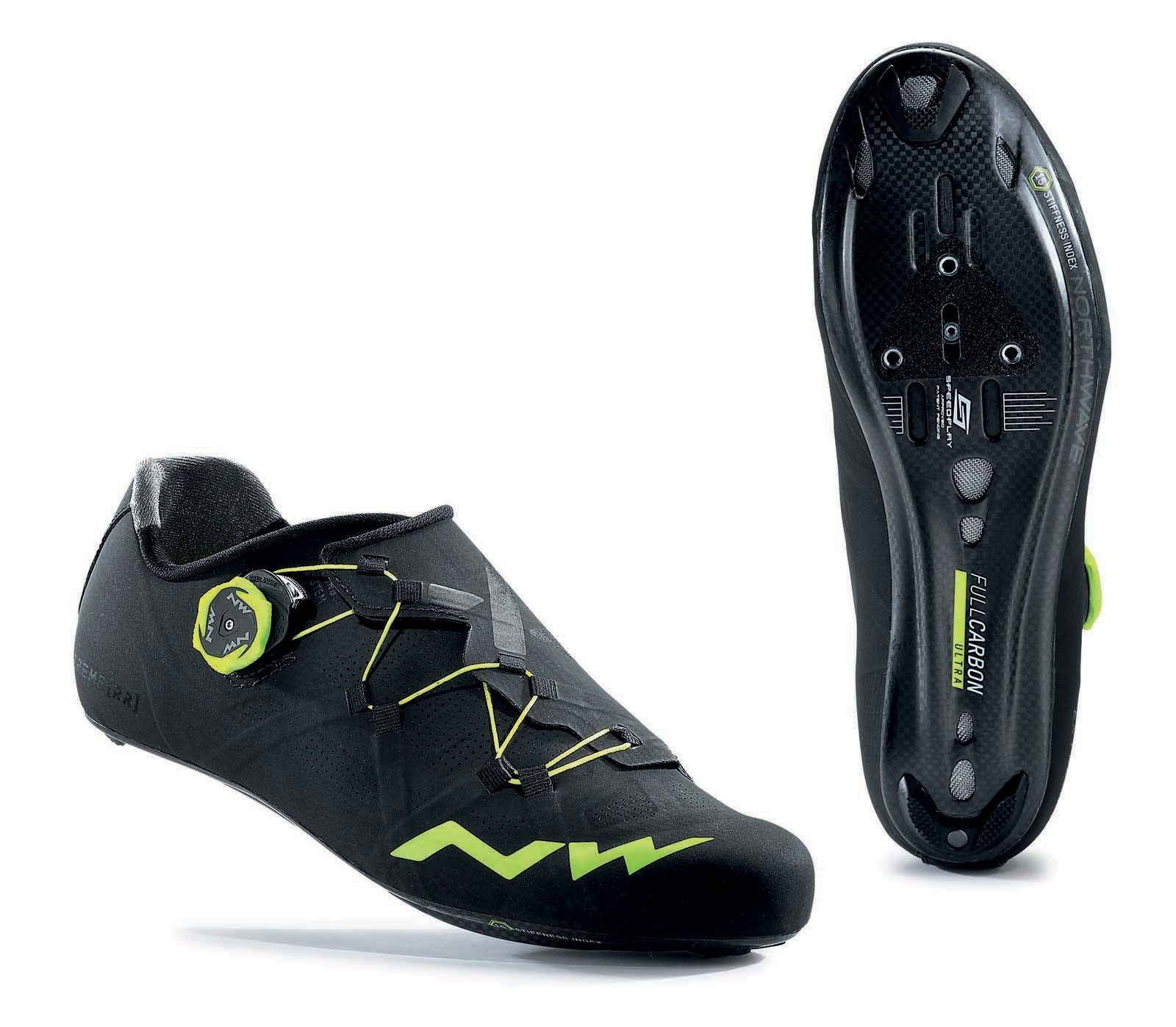NORTHWAVE Man road cycling shoes EXTREME RR black