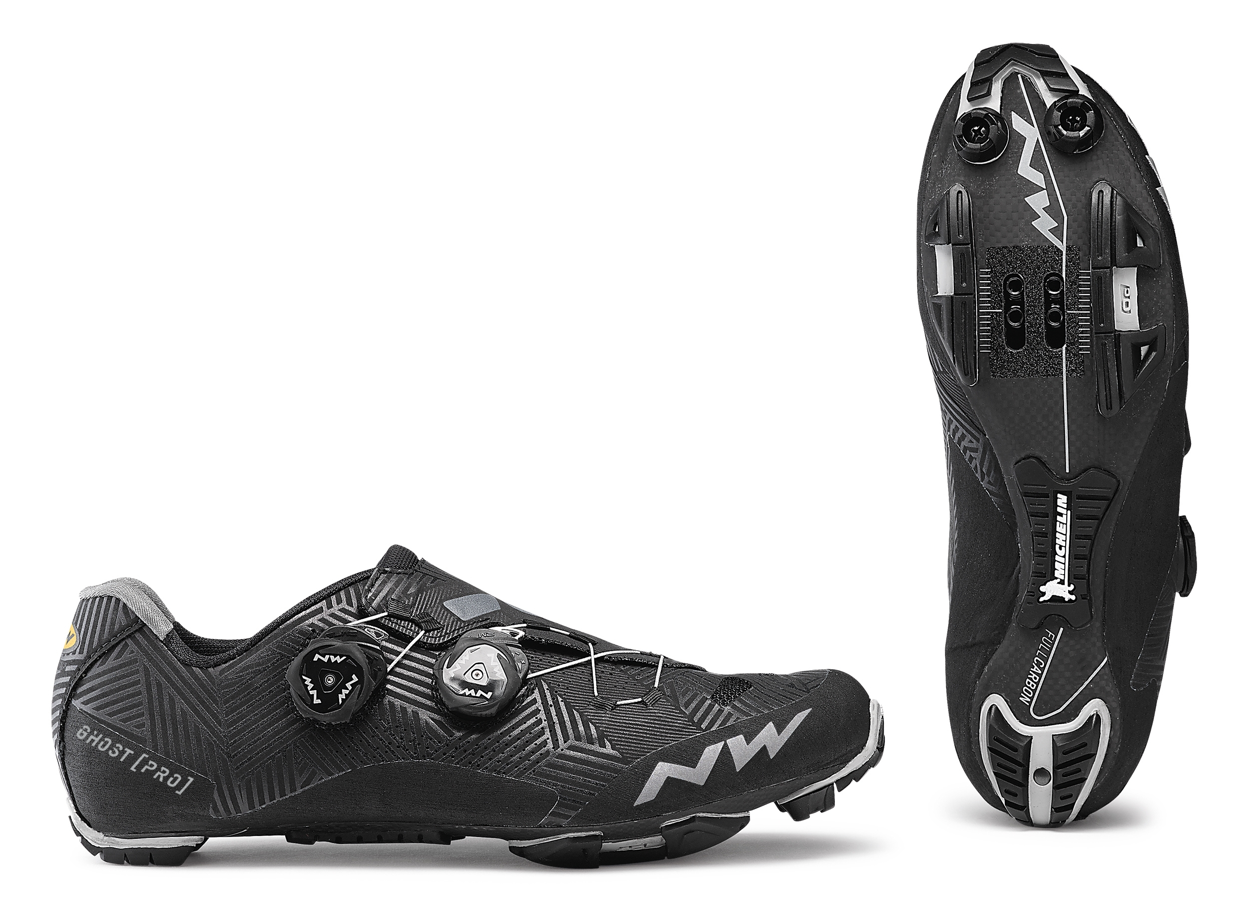 Best price Northwave BIke cross country shoes Male Ghost Pro
