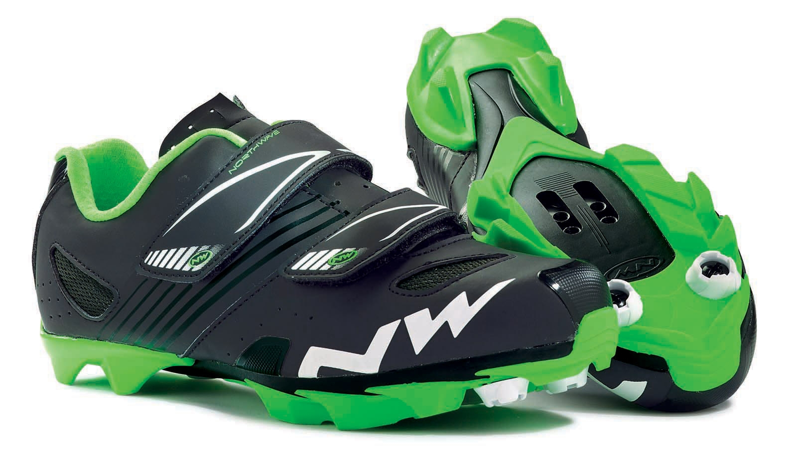 NORTHWAVE Junior MTB shoes HAMMER JUNIOR matt black