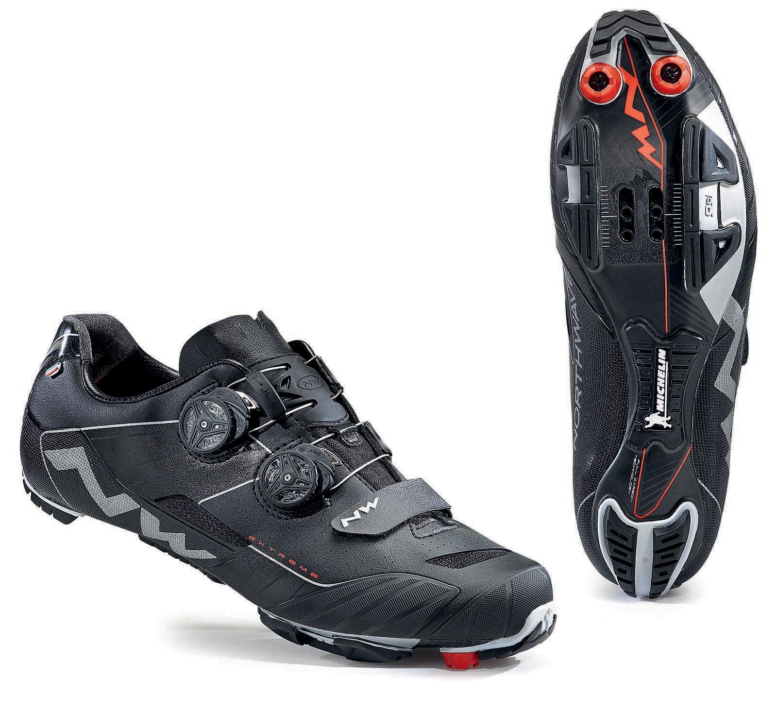 NORTHWAVE Man MTB XC shoes EXTREME XC black