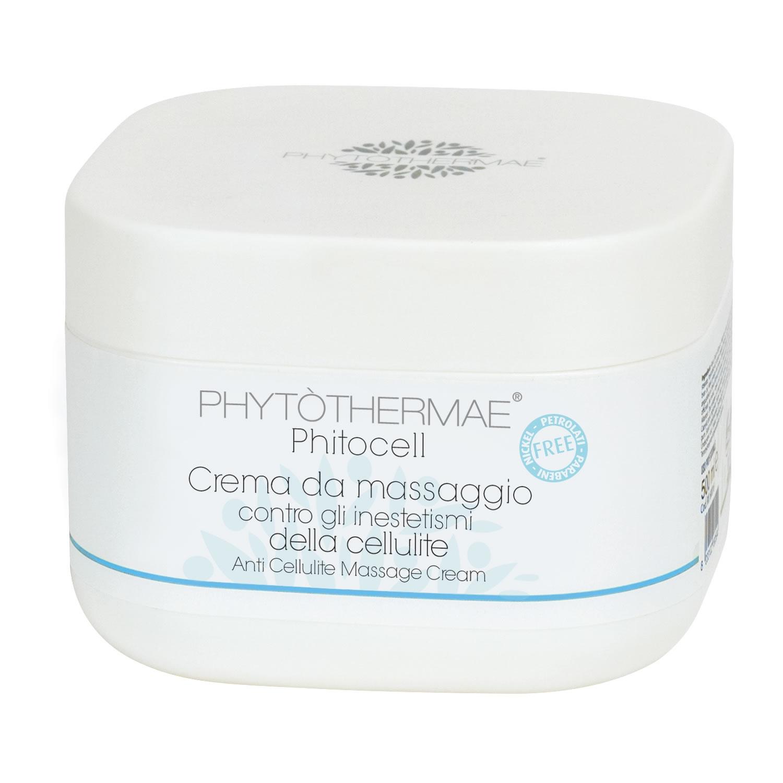 Crema Massaggio anticellulite Phytothermae 500 ml
