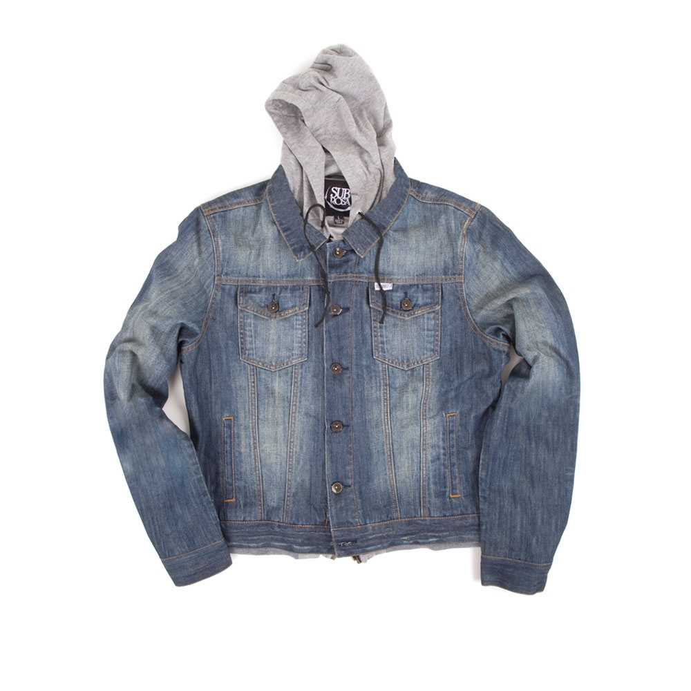 Subrosa Venom Denim Jacket