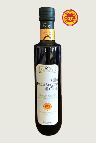 Olio extra vergine di oliva DOP 0,50 l