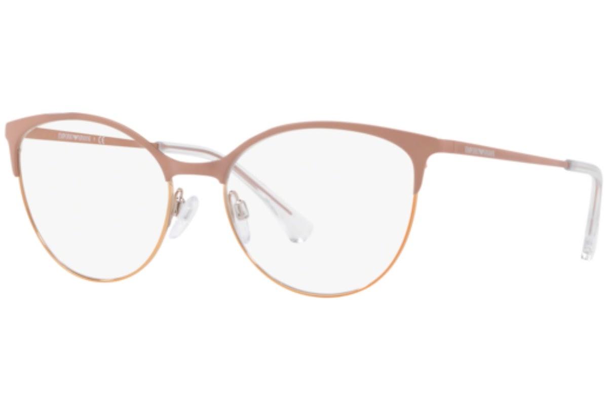 Emporio Armani - Occhiale da Vista Donna, Pink  EA1087  3167  C54