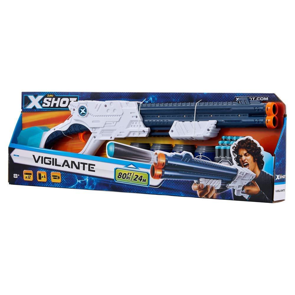 X-SHOT VIGILANTE 12 DARDI