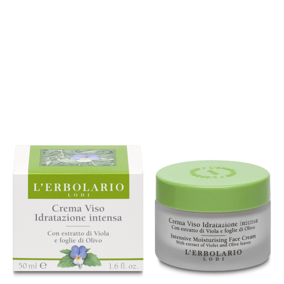 Crema Viso Idratazione Intensa L' Erbolario 50 ml