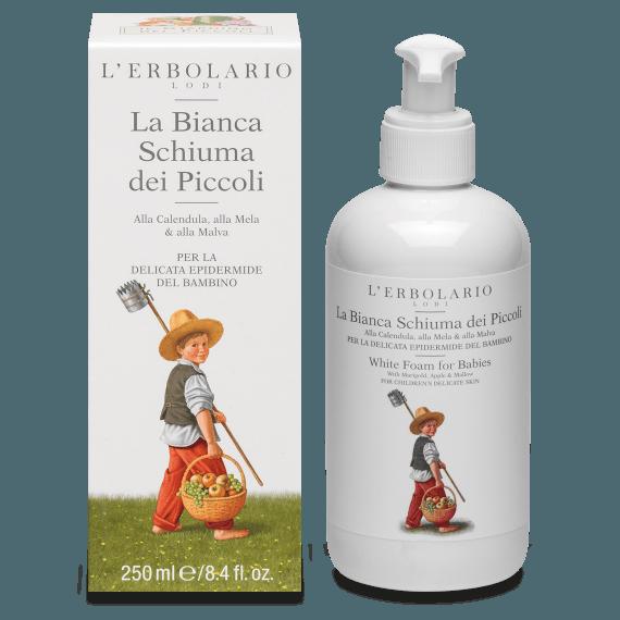 Giardino dei Piccoli La Bianca Schiuma 250 ml