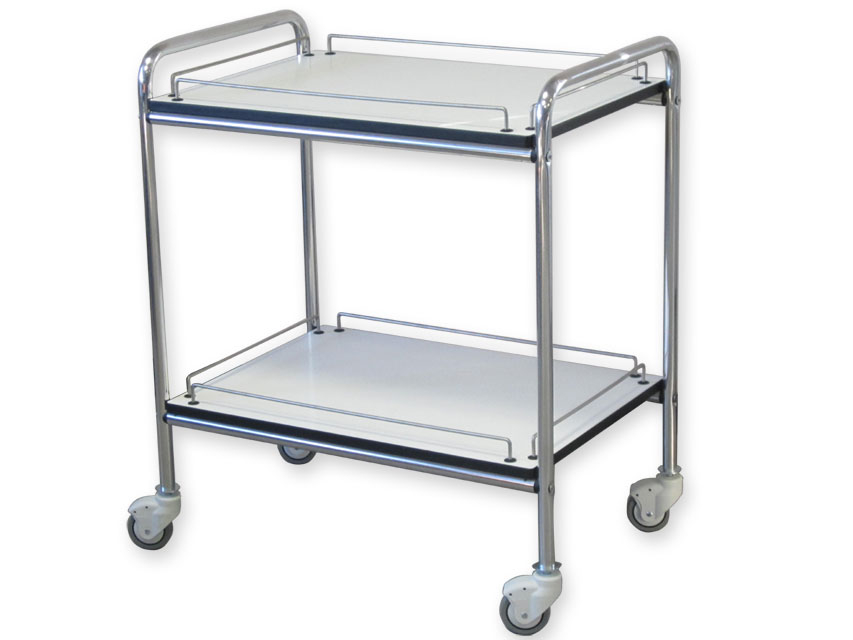 CARRELLO GIMA 2 - MEDIO - CON SPONDINE - BY GIMA