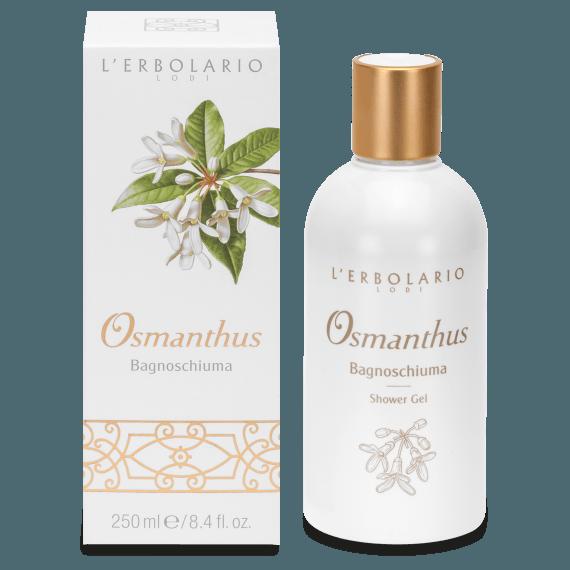 Bagnoschiuma Osmanthus L'Erbolario 250 ml