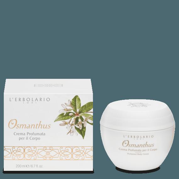 Crema Profumata per il Corpo Osmanthus L'Erbolario 200 ml