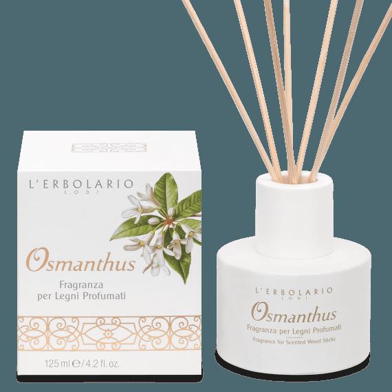 Fragranza per Legni Profumati Osmanthus L'Erbolario 125 ml