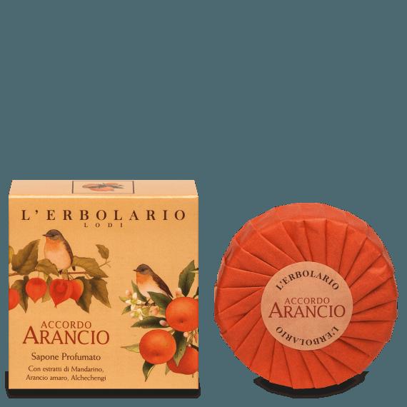 Accordo Arancio Sapone 100 g