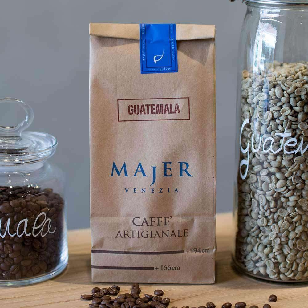 Caffè Majer macinato Guatemala  -  250gr