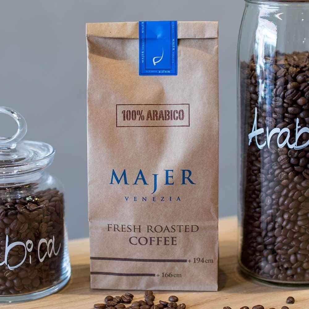 Caffè Majer macinato 100% Arabico  -  250gr