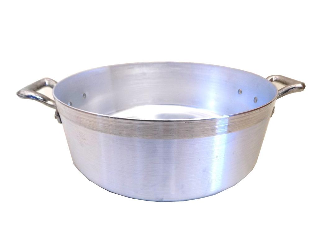 Casseruola Bassa In Alluminio da 28 cm a 32 cm