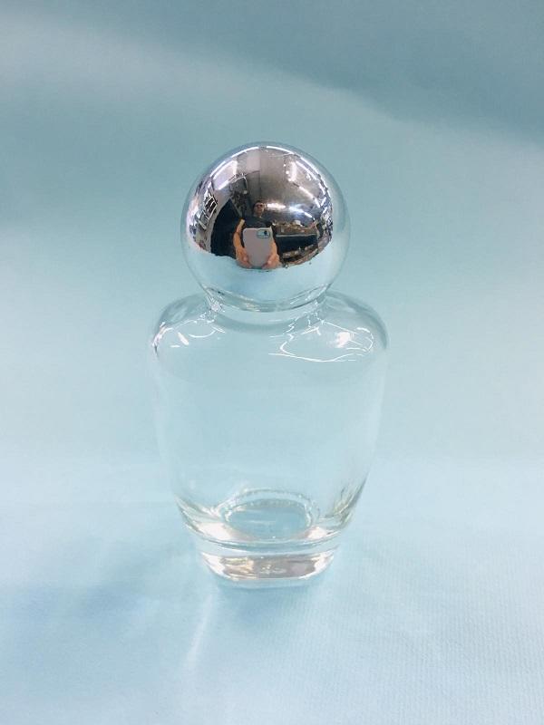 Bottiglietta in vetro tappo plastica