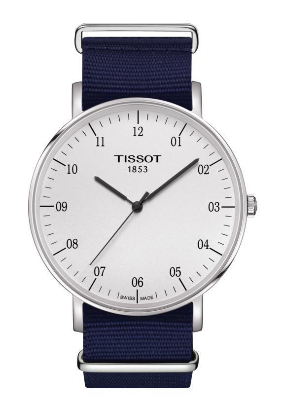 TISSOT EVERYTIME LARGE NATO T109.610.17.037.00
