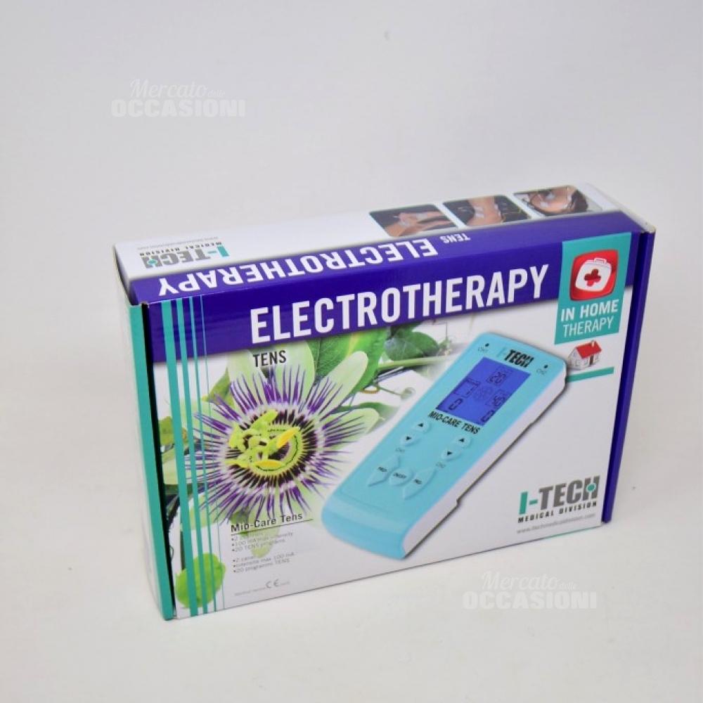 Elettrostimulatore I-tech Azzurro