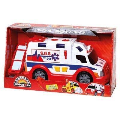 MOTORI&CO. Ambulanza luci e suoni