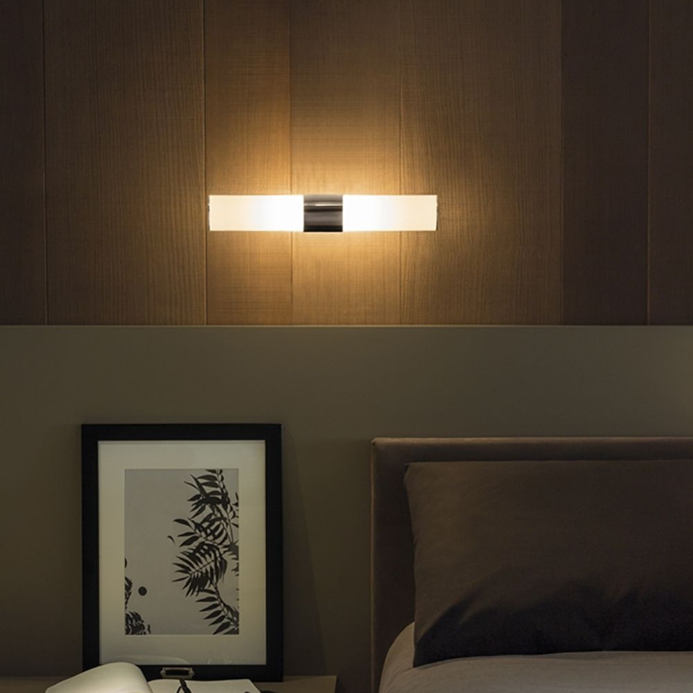 Tupla di karboxx lampada da parete cilindrica a led di - Lampada da parete design ...