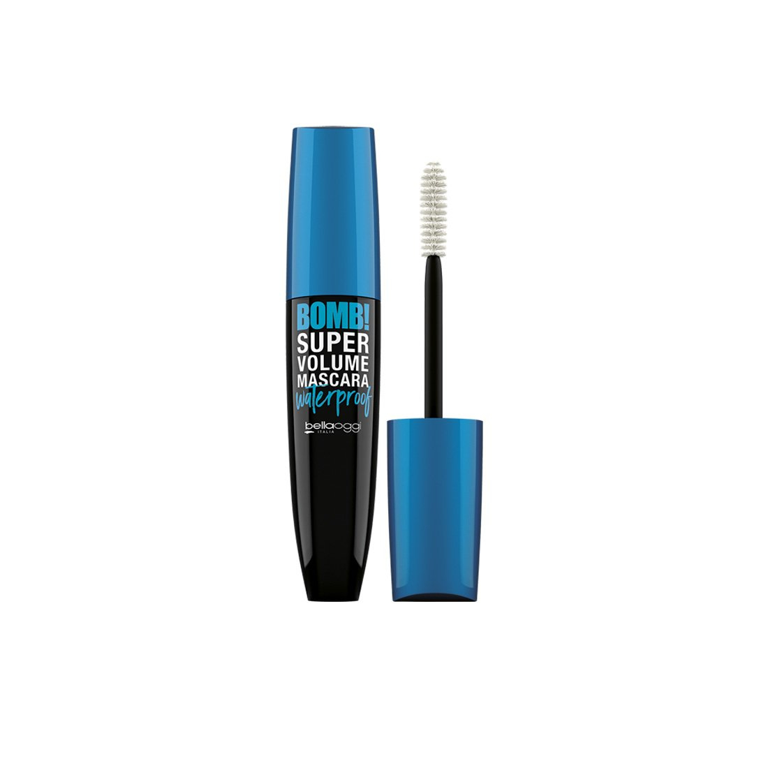 Mascara Bomb Super Volume  Waterproof Bellaoggi