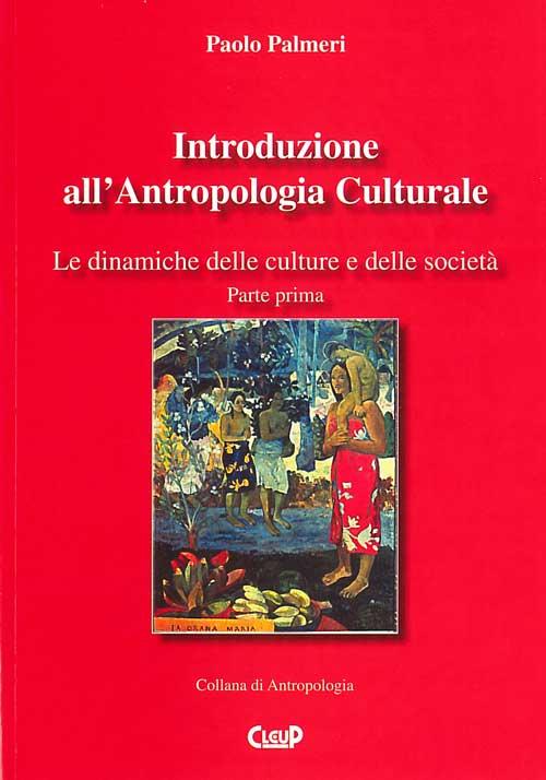 Introduzione all´Antropologia Culturale