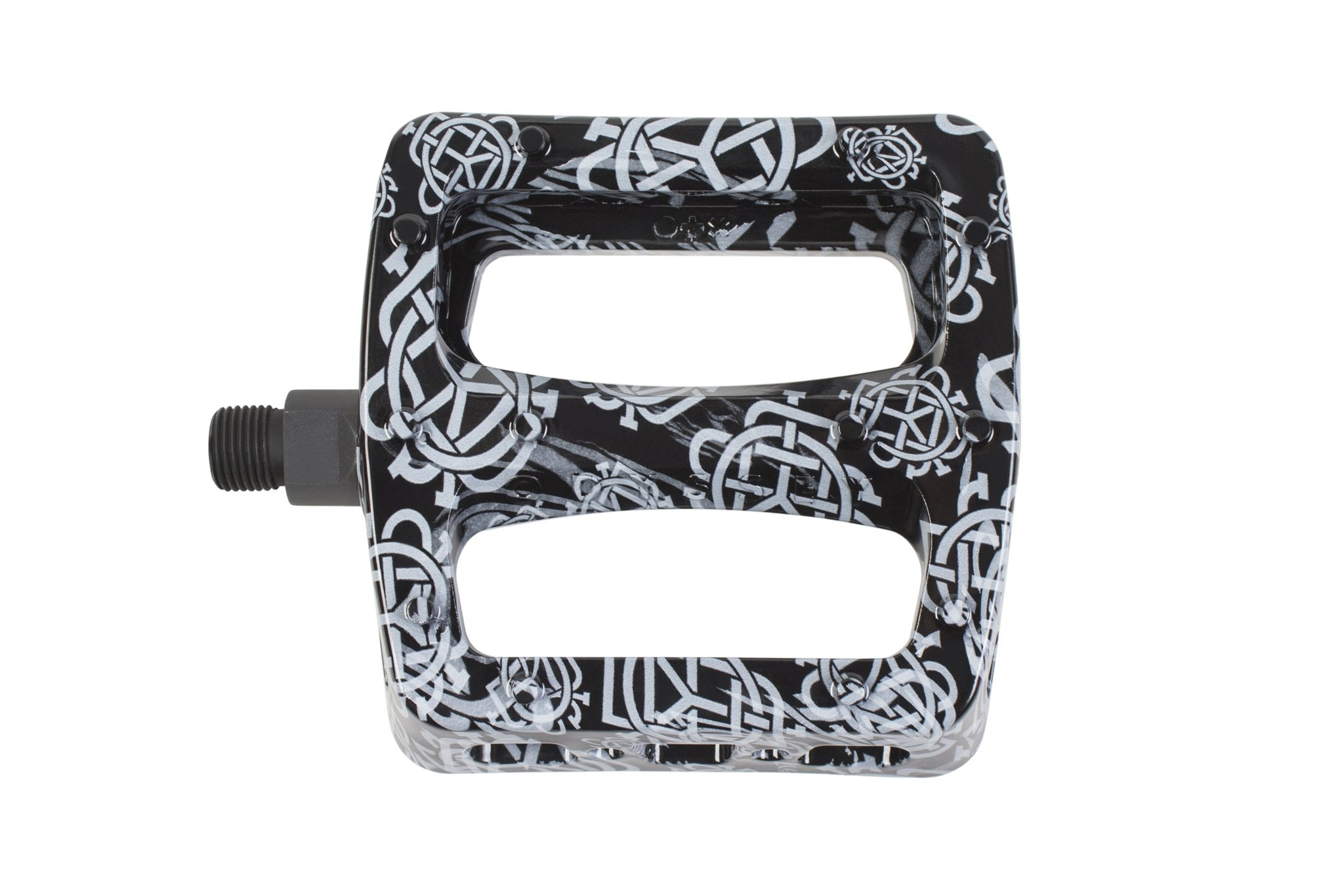 Odyssey Twisted Pro Pedali | Colore Monogram Pattern Black