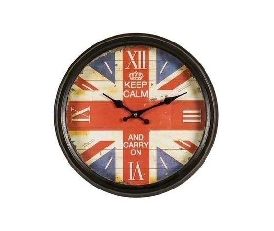 Orologio da parete bandiera inglese