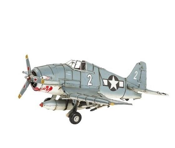 Modellino aereo caccia americano