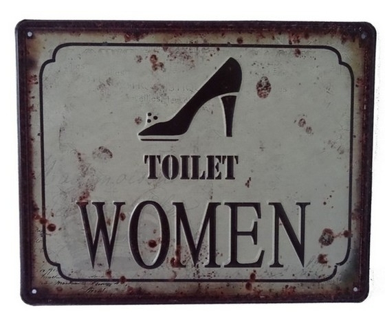 Targa toilet Women