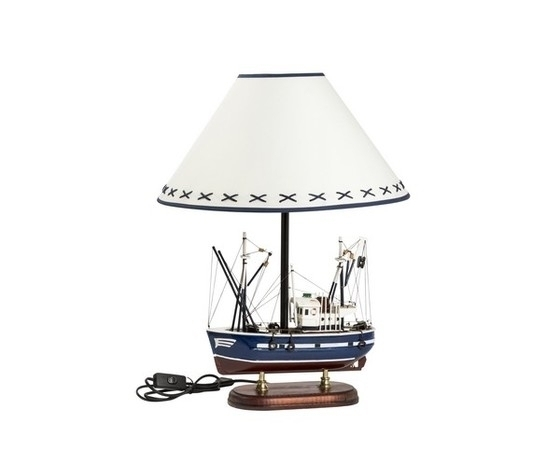 Lampada da tavolo stile marinaro