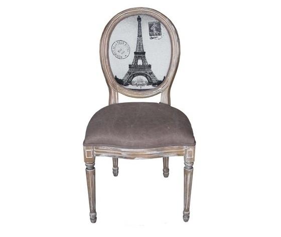 Poltrona Parigi stile Shabby Chic