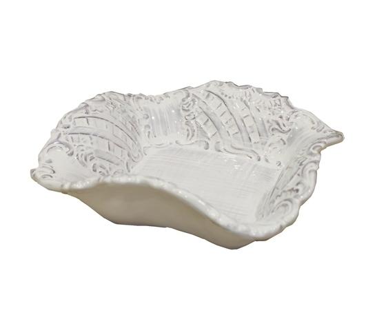 Coppa quadra ceramica Antik