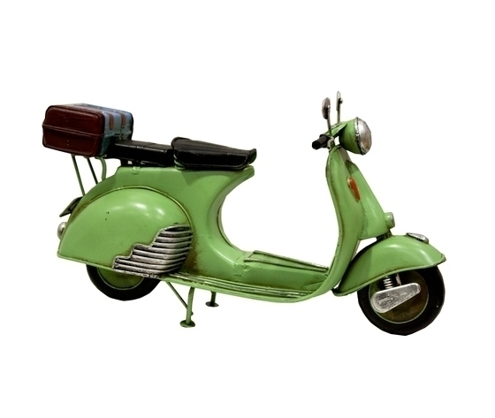 Modellino Vespa verde