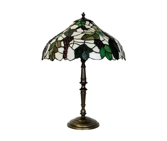 Lampada da tavolo Tiffany grande