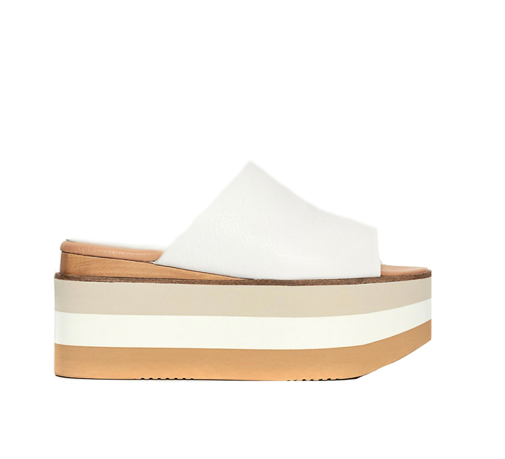 Zeppe modello Aiko colore bianco - PALOMA BARCELÓ