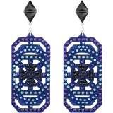 Orecchini Swarovski Belle Geometric 5089717