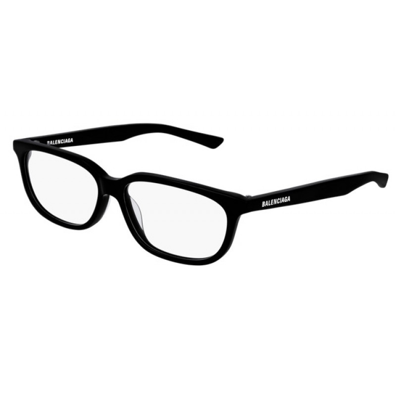 Balenciaga - Occhiale da Vista Unisex, Black  BB0032O  001  C55