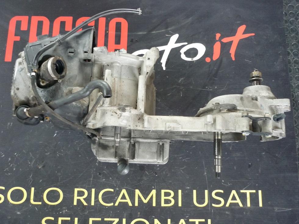 MOTORE USATO PEUGEOT LOOXOR 125 ANNO 2008