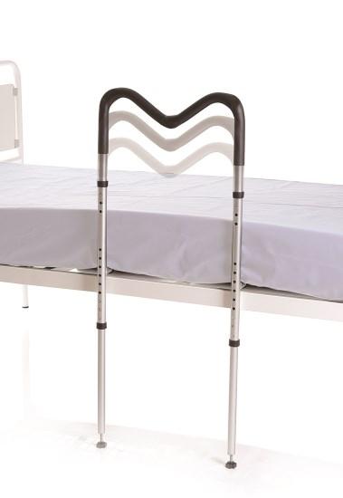 Sponda parziale universale da letto