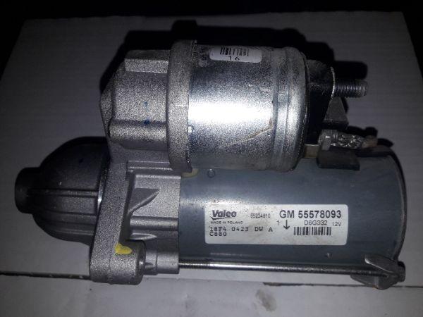 Motorino avviamento opel 1300cdti a13dtc 55578093