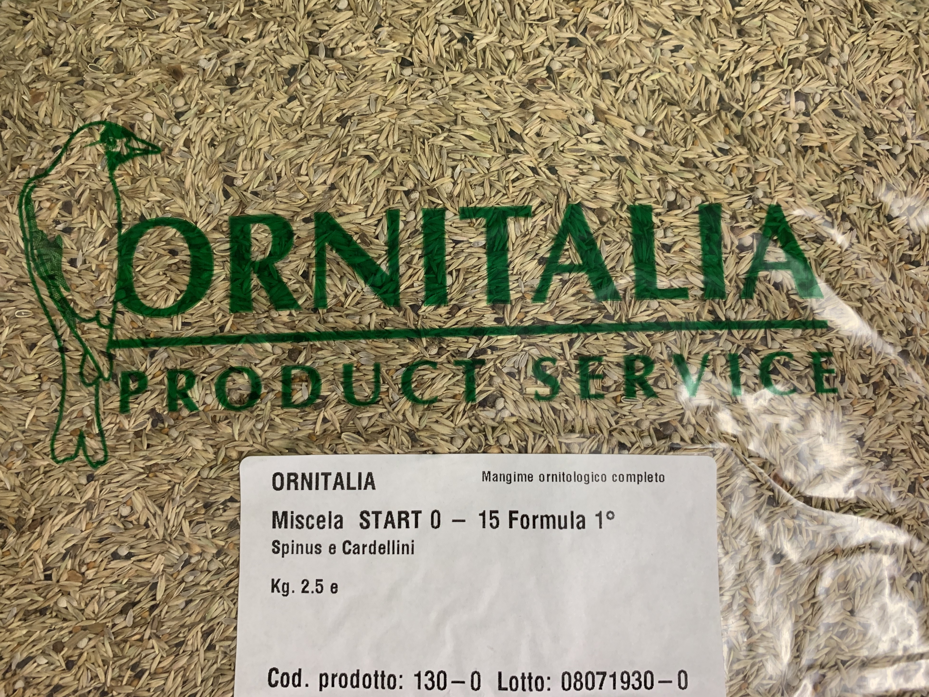 START 0-15 conf.2.5kg