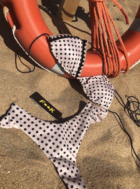 Bikini triangolo e slip americano Catalina Effek